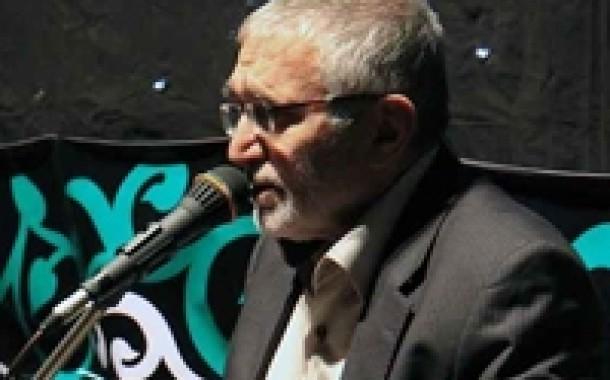 روضه، حاج منصور ارضی