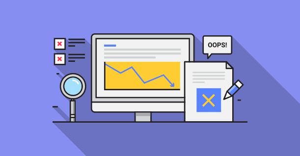 ۷ اشتباه رایج در بلاگنویسی که موجب توقف جریان کسب و کار خواهد شد